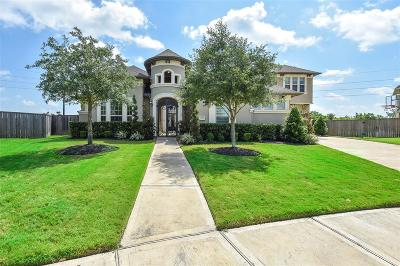 Katy Single Family Home For Sale: 27202 Cheshire Edge Lane
