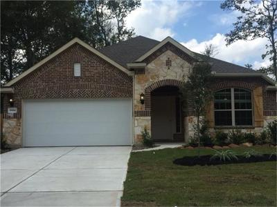 New Caney Single Family Home For Sale: 18914 Sorrento Point Drive