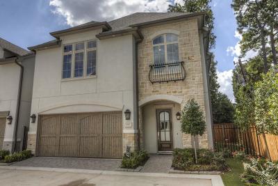 Houston Single Family Home For Sale: 802 Remington Glade Drive
