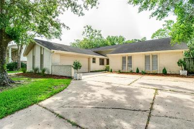 Houston Single Family Home For Sale: 16406 Longvale Drive