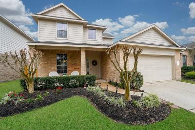 Rosenberg Single Family Home For Sale: 7531 Summerdale Drive