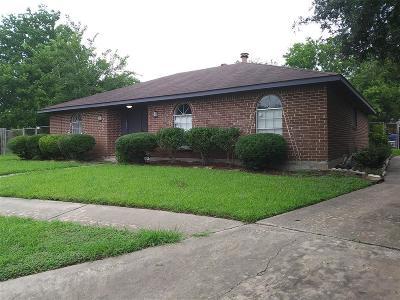 Missouri City Single Family Home For Sale: 1603 Thornbrook Drive