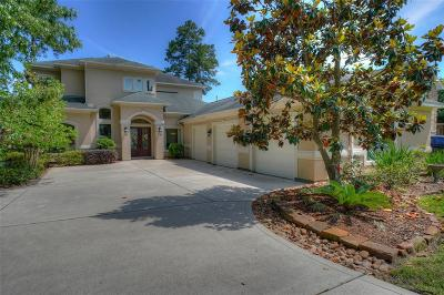 Montgomery Single Family Home For Sale: 18767 W Cool Breeze Lane