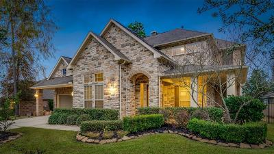 The Woodlands Single Family Home For Sale: 78 W Canyon Wren Circle