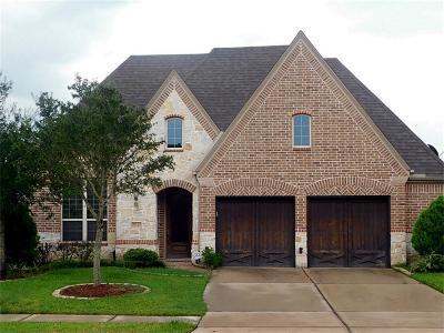 Richmond Single Family Home For Sale: 10343 Bellago Lane