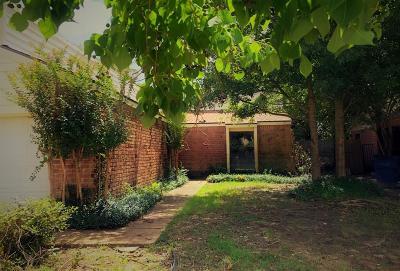 Houston Single Family Home For Sale: 4414 Aspenglen Drive