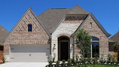 Kingwood Single Family Home For Sale: 3323 Skylark Valley Trace