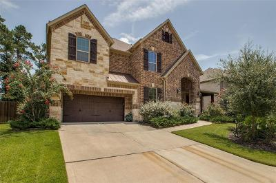 Conroe TX Single Family Home For Sale: $399,000
