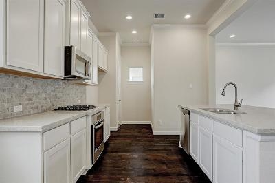 Houston TX Single Family Home For Sale: $361,090