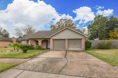 Sugar Land Single Family Home For Sale: 14035 Utopia Drive
