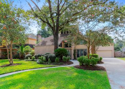 Houston TX Single Family Home For Sale: $214,000