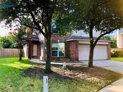 Conroe Single Family Home For Sale: 2415 Lancer Park
