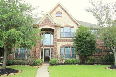 Richmond Single Family Home For Sale: 4022 Crestwind