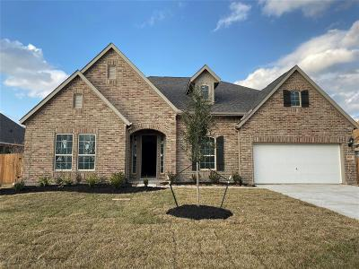 Pearland Single Family Home For Sale: 8013 Serenity Drive