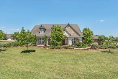 College Station Single Family Home For Sale: 9985 Hunters Run