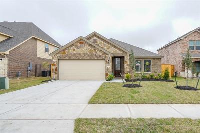 Missouri City Single Family Home For Sale: 3722 Venosa Court