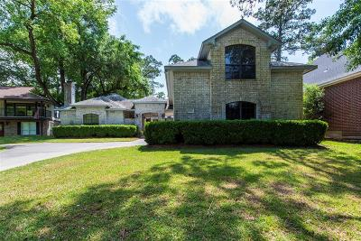 Willis Single Family Home For Sale: 14087 Lakepoint Drive