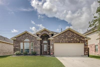 Baytown Single Family Home For Sale: 10606 Pine Meadows Boulevard