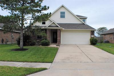 Rosenberg Single Family Home For Sale: 9110 Bonbrook Bend Lane