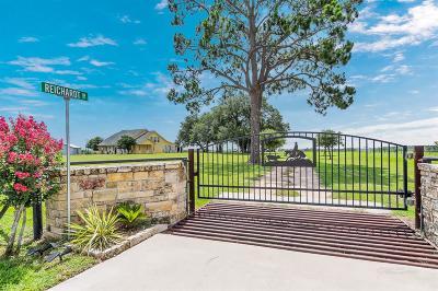 Colorado County Farm & Ranch For Sale: 1254 Sealy Rd Road