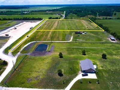 Crosby Residential Lots & Land For Sale: 0000 Krenek Rd