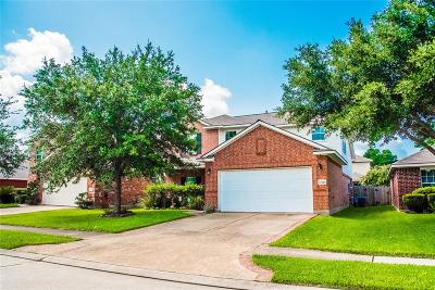 Tomball Single Family Home For Sale: 11927 Canyon Falls Drive