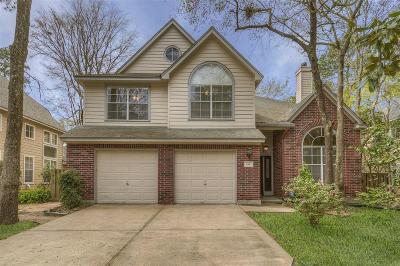 The Woodlands Single Family Home For Sale: 194 W Greywing Circle