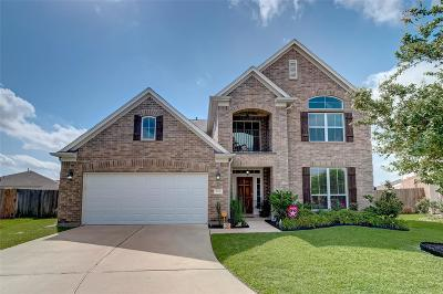 Katy Single Family Home For Sale: 3106 Wren Valley Trail