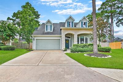 Tomball Single Family Home For Sale: 12719 Brighton Trail Court