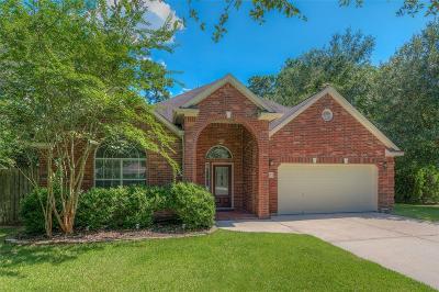 Magnolia Single Family Home For Sale: 7407 Oak Bluff Drive