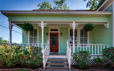 Heights Single Family Home For Sale: 518 Railey Street