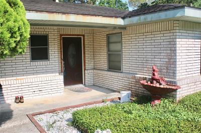 Dickinson Single Family Home For Sale: 5301 Sycamore Drive