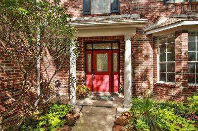 The Woodlands Single Family Home For Sale: 50 E Summer Storm Circle