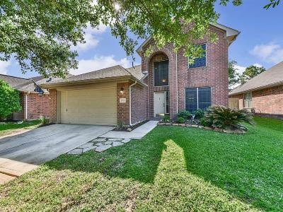 Tomball Single Family Home For Sale: 12023 Thornecrest Drive