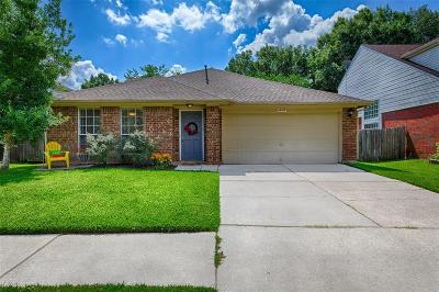 Tomball Single Family Home For Sale: 16015 Willowpark Drive