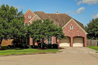 Shadow Creek Ranch Single Family Home For Sale: 2002 Mistwood Court