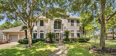 Single Family Home For Sale: 17427 Laguna Trail Drive