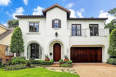 Houston Single Family Home For Sale: 2211 Southgate Boulevard