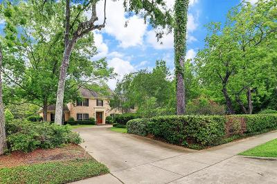 Houston Single Family Home For Sale: 215 Hedwig Road