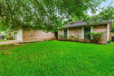 Friendswood Single Family Home For Sale: 16118 Blackhawk Boulevard