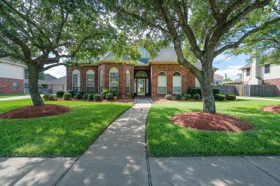 Friendswood Single Family Home For Sale: 1206 Hawkhill Drive