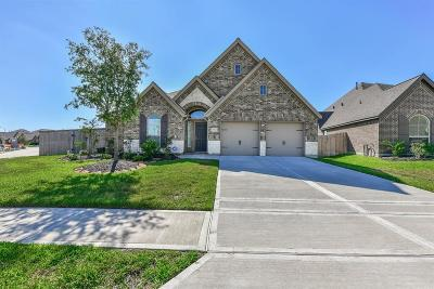 Pearland Single Family Home For Sale: 3614 Dolan Trail Court