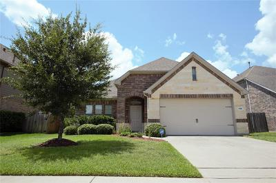 Katy Single Family Home For Sale: 710 Admiral Bay Lane