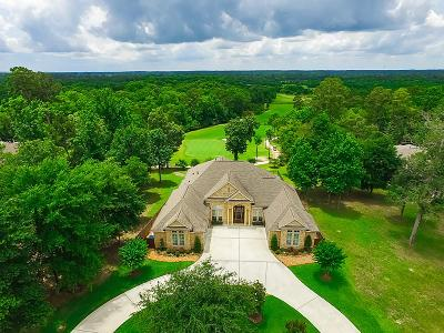Conroe Single Family Home For Sale: 4823 West Fork Boulevard