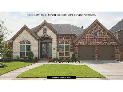 Cypress Single Family Home For Sale: 10707 Randall Run Lane