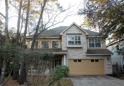 The Woodlands Single Family Home For Sale: 27 Lyreleaf Place
