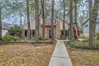 Kingwood Single Family Home For Sale: 2031 Willow Point Drive
