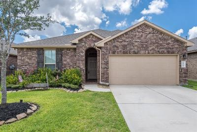 Katy TX Single Family Home For Sale: $249,500