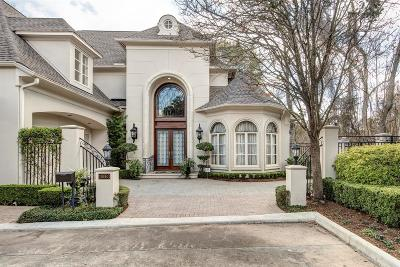 Houston Single Family Home For Sale: 10063 Park Trail