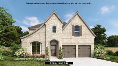 Richmond Single Family Home For Sale: 24327 Ferdossa Drive